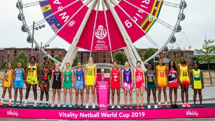Adlib Supplies Full Technical Production for 2019 Netball World Cup