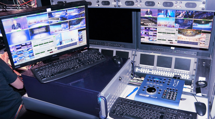 Cost Effective and Resilient Server offers Super/Slow Motion and Instant Replay Capabilities; creates virtual rehearsal for opening ceremony