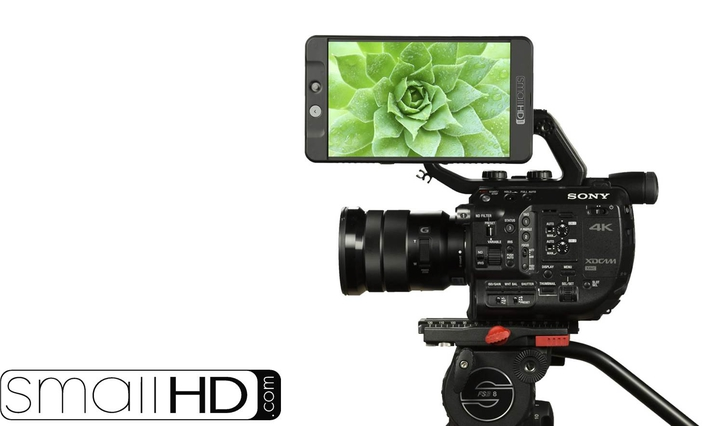 "SmallHD Intros the 701 Lite and 702 Lite, 7"" Monitors"