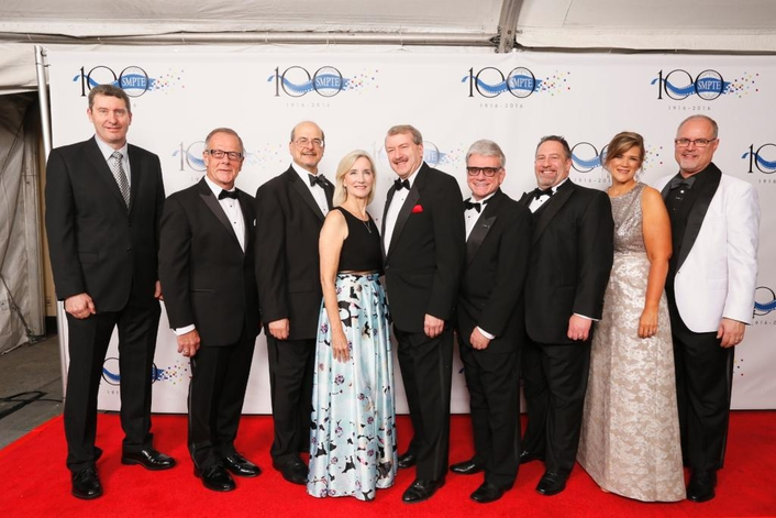 Keynote and Technical Program Offer Familiar Look Back and Inspiring Look Ahead; Event Concludes With Star-Studded SMPTE Centennial Gala