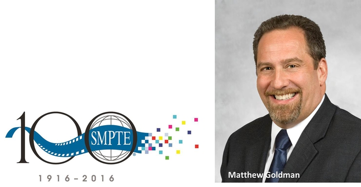 SMPTE® Elects Officers and Governors for 2017 and 2018; Matthew Goldman of Ericsson to Serve as Society's New President