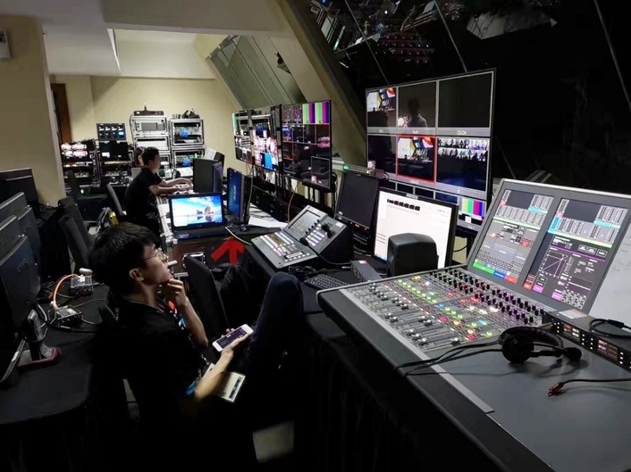 SMT provided the newly introduced 4K HDR EFP broadcast system