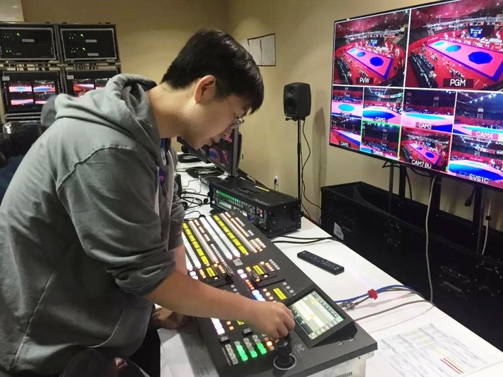 SMT carried out the broadcasting services of wrestling, taekwondo, women's football and bowling