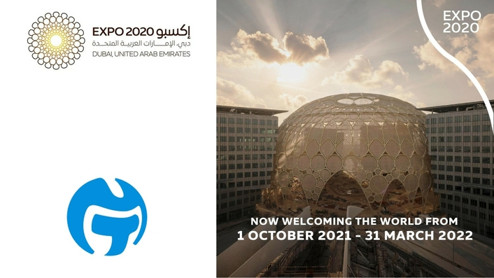 """SMT Uses the """"UM Cloud Conference"""" System to Negotiate Business Cooperation with the Expo Dubai 2020 Organizing Committee"""