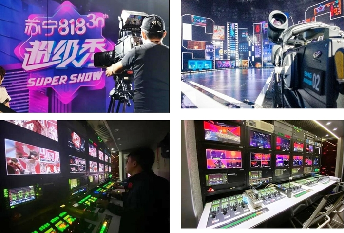 Suning 818 Super Show, How to Do an Excellent Broadcast behind 140 Million Views