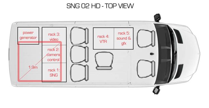 Studio Video Art HD SNG02 Floor Plan