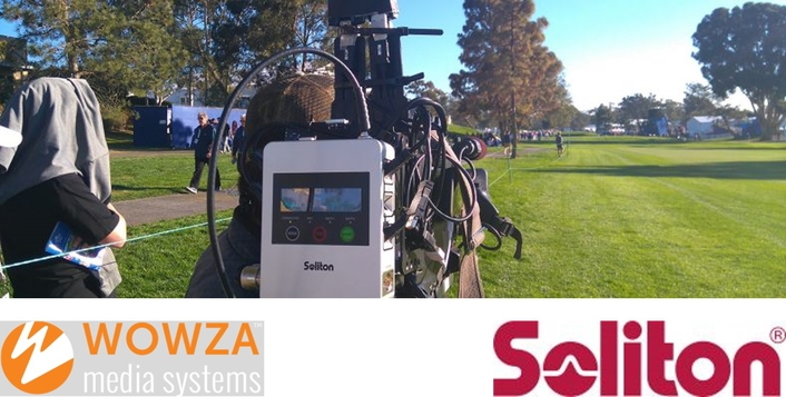 Soliton and Wowza announce Partner Integration for Live Video Streaming