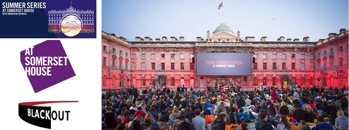 Blackout shines at Somerset House