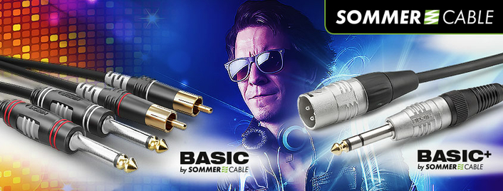 Interview with Pascal Miguet, Distribution and Product Manager at SOMMER cable on the BASIC and BASIC+ series