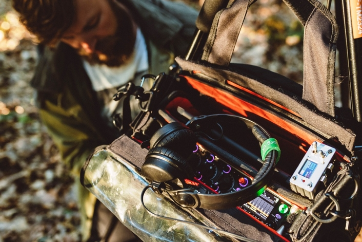 Sonosphere captures immersive nature sounds with the quietest rig on Earth