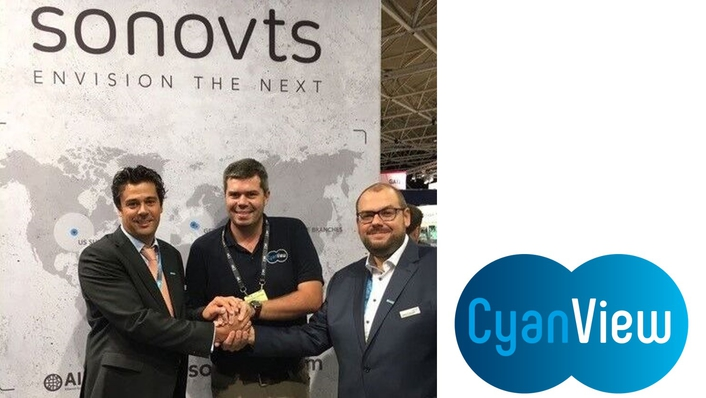sonoVTS teams up with CyanView to distribute camera control range