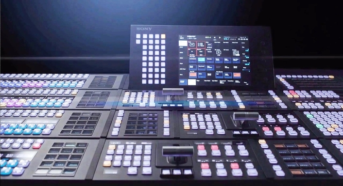 The new investment to the Sony XVS-7000 video switcher will result in operations at NEP Belgium, which is now entirely carried out by Sony solutions