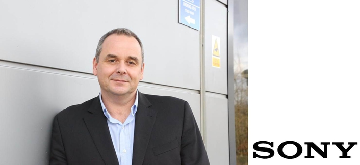 Sony appoints Adam Fry as VP of Professional Solutions Europe business
