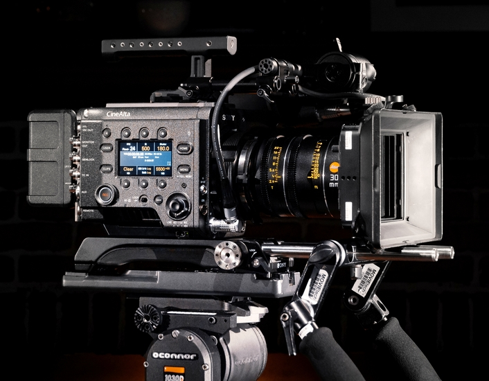 The first two VENICE digital motion picture camera systems in Europe have been delivered to the German camera rental service company 'Ludwig Kameraverleih GmbH