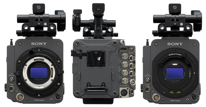 Anamorphic Capabilities, Interchangeable Sensor, 8-stage ND Filter System, New Colour Management System & Established Workflows combine into a Unique Creative Filmmaking Tool