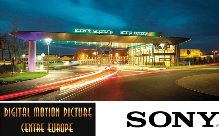 Sony launches IP Live Production Studio at DMPCE, Pinewood Studios