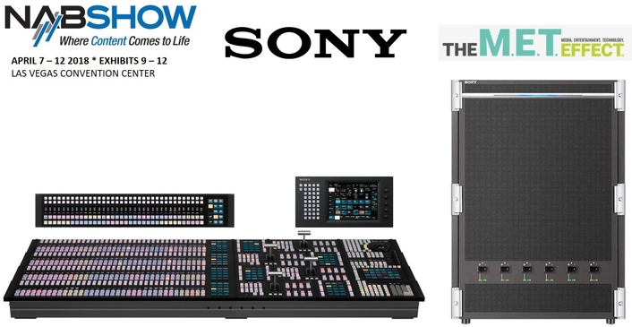Sony introduces XVS-9000, a flagship live production switcher  enhancing the XVS series offering