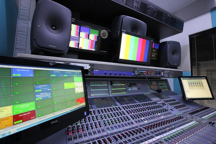 HHB Communications has supplied extensive audio equipment for outside broadcast provider NEP UK for its new UHD OB unit