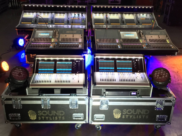 A decade of DiGiCo for Sound Stylists