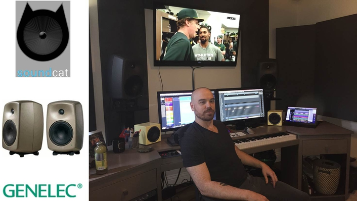 The Genelec 8250 lets noted film and television composer Boyd make the most of his production environment