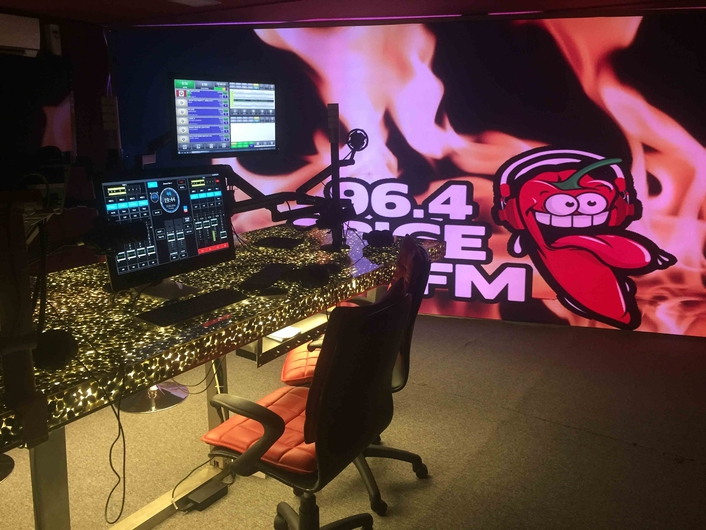 Bangladesh Spice FM goes virtual with Lawo crystalCLEAR