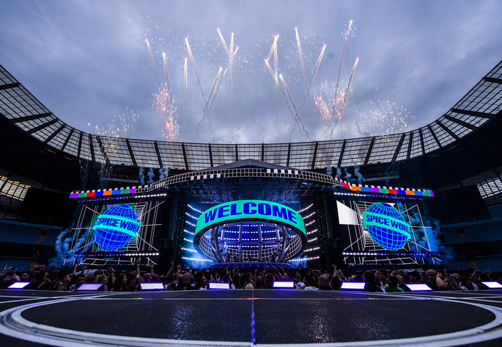 Global success, from Spice Girls and Billie Eilish tours to top European festivals