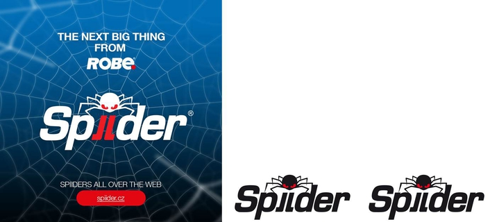 Robe Launches Spiider Worldwide on the Web