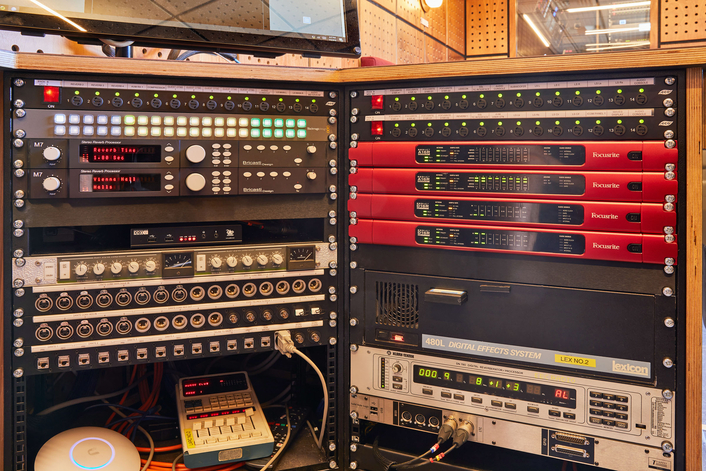 Focusrite's RedNet Connectivity Is at the Digital Heart of Spiritland One, the New All-IP Outside Broadcast Van Operated by UK-Based Spiritland Productions