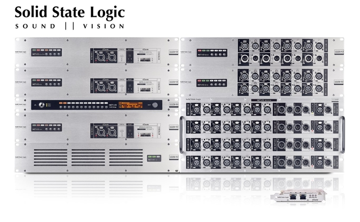 SOLID STATE LOGIC ANNOUNCES FOUR NEW PRODUCTS FOR ITS DANTE AND AES67 NETWORK I/O RANGE
