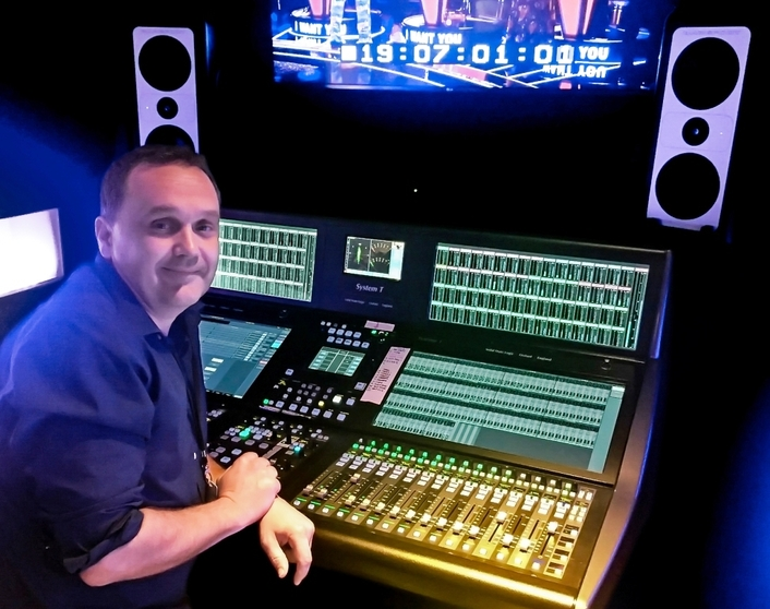 """System T is by far the best sounding broadcast console I have ever mixed on... It's a game changer... """