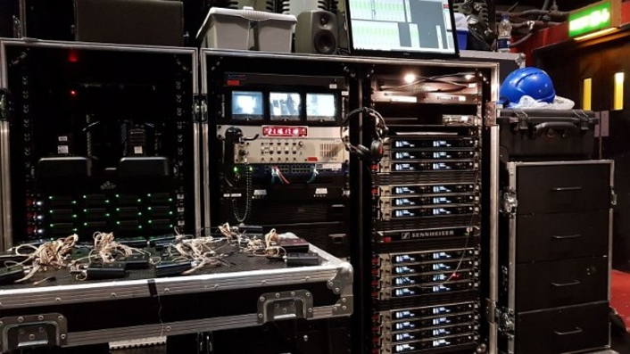stage soundservices invests in Sennheiser digital 6000