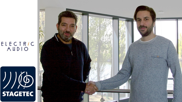 Stage Tec appoints distributor for Sweden