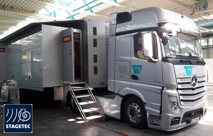 TopVision continues to favour Stage Tec
