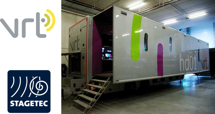 VRT OB vans keep on trucking with Stage Tec