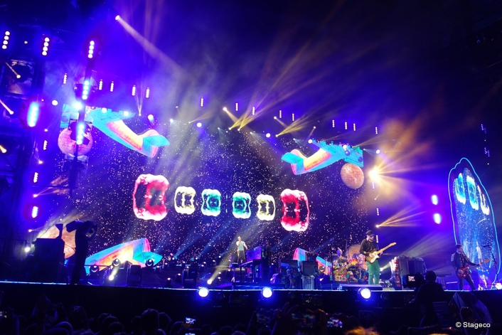 Wigwam and Firehouse invest in Optocore/BroaMan devices for Coldplay tour
