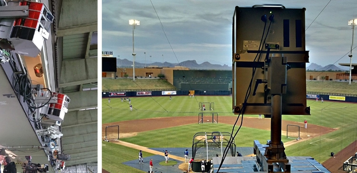 ChyronHego Wins Technology & Engineering Emmy® Award for TRACAB Player-Tracking System