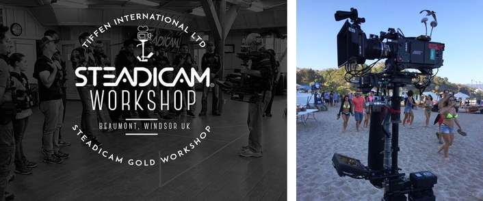 TIFFEN INTERNATIONAL ANNOUNCES UK STEADICAM GOLD WORKSHOP– BOOKING NOW FOR BEGINNERS TO ADVANCED OPERATORS