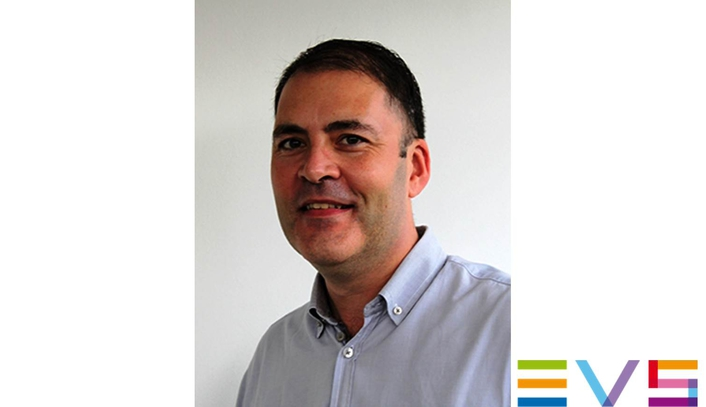Stephane Jauroyou named VP Sales of North & Latin America for EVS