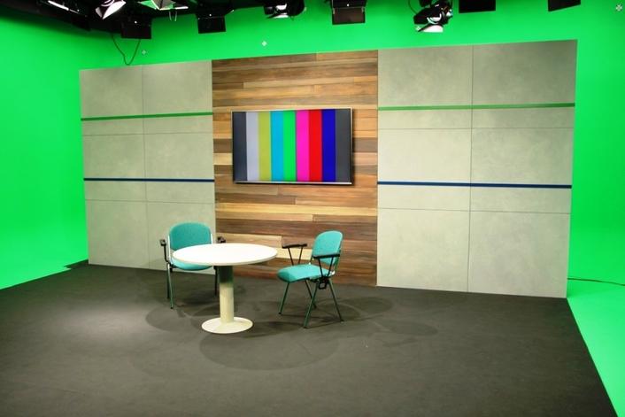 IAIS  Media Engineering offers Greenroom