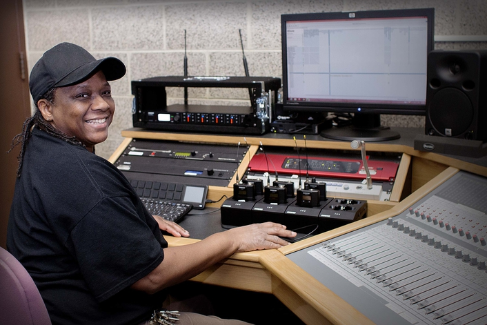 Governor's State University Unifies Campus Audio with Dante