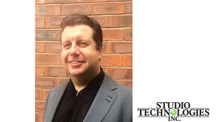 Studio Technologies Expands Global Presence with Experienced Sales Consultant