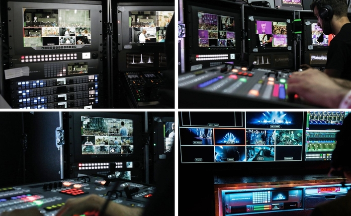 2017 SUMMER CONCERTS AND MUSIC FESTIVALS AROUND THE GLOBE USE BLACKMAGIC DESIGN