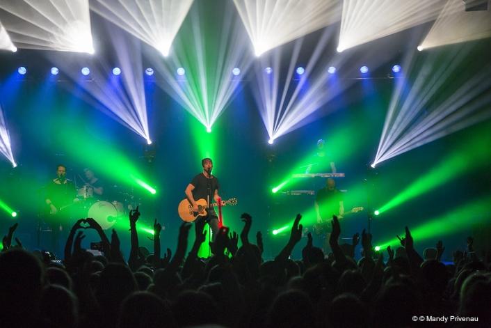Sunrise Avenue Tours with Elation ACL 360i™ and Dartz 360™