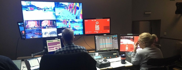 SVT SCALES UP ITS EVS RESOURCES TO DELIVER TWO LANDMARK WORLD CHAMPIONSHIP HOST REMOTE PRODUCTIONS