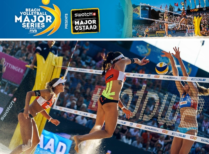 Brazil scale new heights in Gstaad