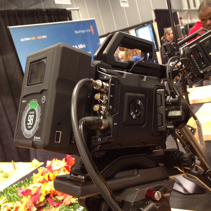 SWITRONIX TO POWER BLACKMAGIC DESIGN CAMERAS AT The 2016 NAB Show