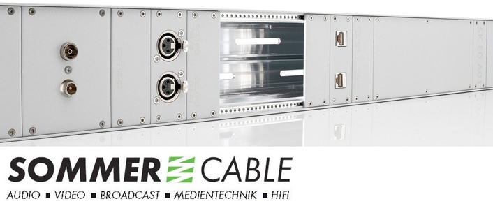 SOMMER CABLE expands their clever SYSBOXX installation system