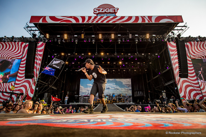 Martin Audio PA systems were once again all over the massive 7-day Sziget Festival in Hungary — the final leg of a three-event tour of the country, which included Volt and Balaton Festivals.