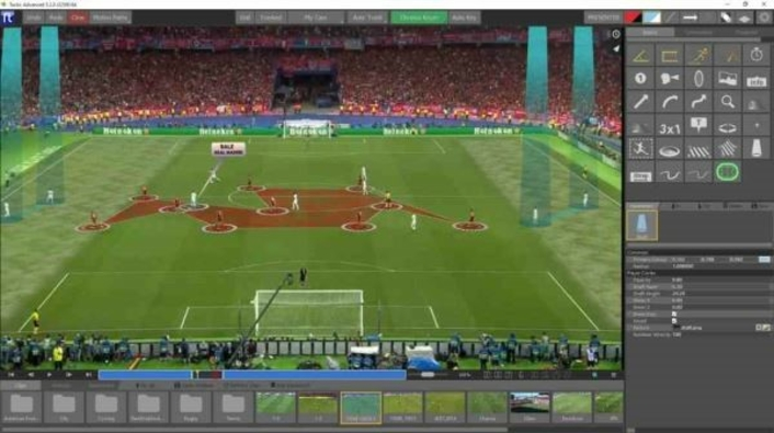 RT Software Release new Sports Analysis solution 'Tactic