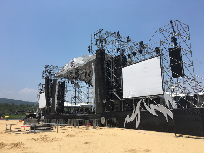 MLA moves over 500,000 Taiwanese at the Beach